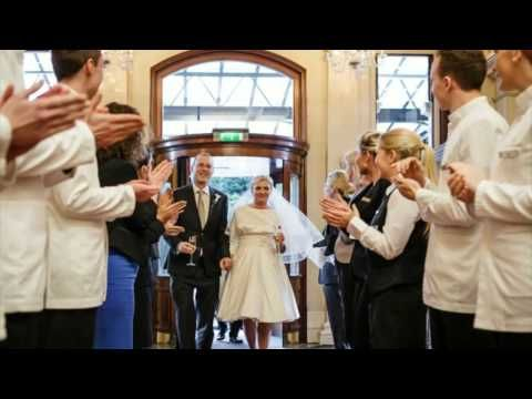 Tanya & Colm wedding at Shelbourne Hotel Dublin - YouTube