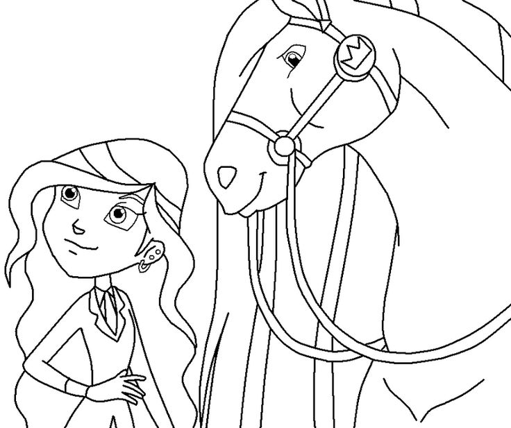 29 best horseland bienvenue au ranch images on pinterest ranch coloring pages and scarlet