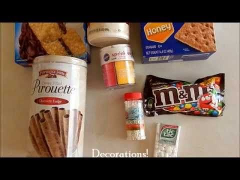How to: Make High Heel Cupcakes