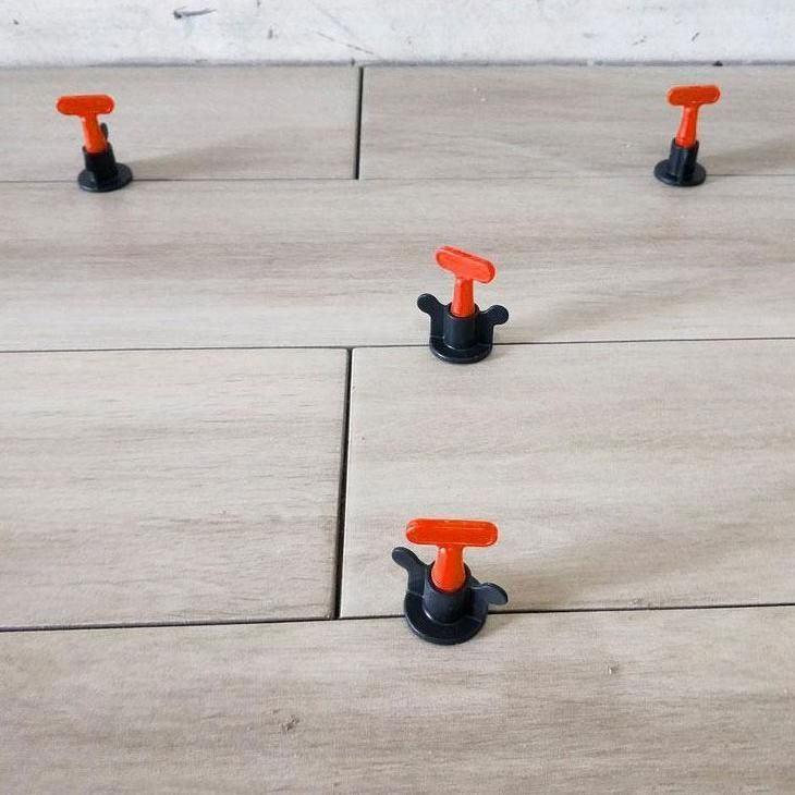 Tilepro Reusable Anti Lippage Tile Leveling System Tuile Carreau Renovation Salle De Bain