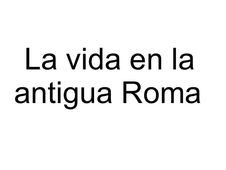 1 presentación de los romanos