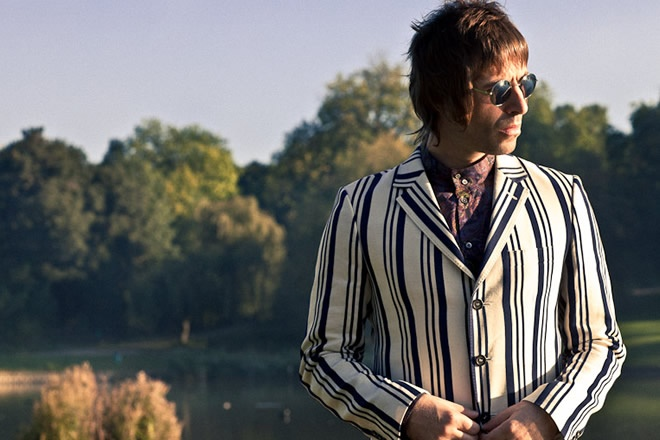 Pretty Green 2012 S/S by Liam Gallagher.