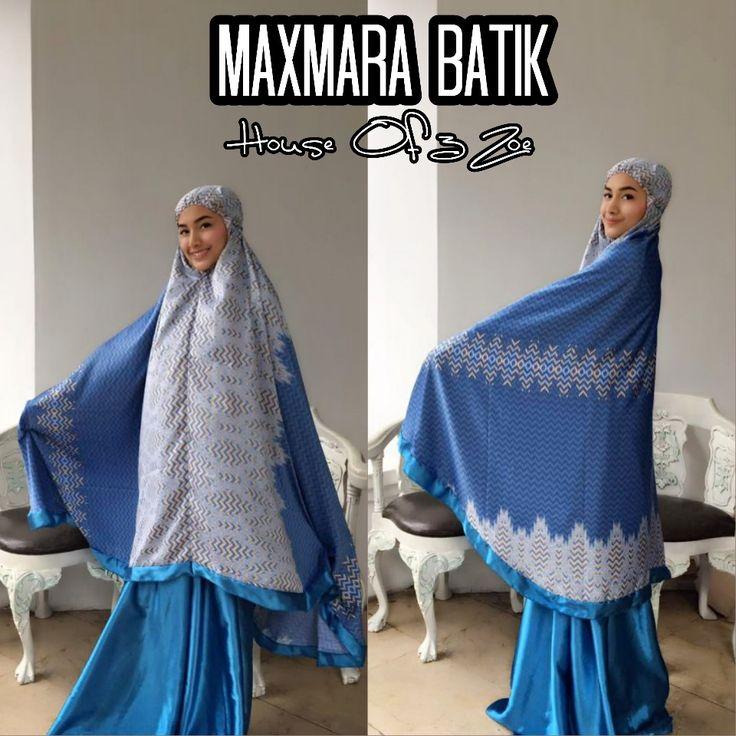 Ready Mukena Batik Material Maxmara + Satin...Motifnya Cantik Bahannya Adem Gak Mudah Kusut  #287k #mukenahanggun #mukenamurah #mukenatravelling #mukena #mukenakatunjepang #mukenaadem #mukenacantik