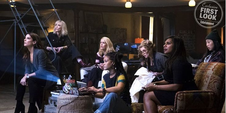 Sandra Bullock Says Ocean's Eight is 'Not a Reboot'