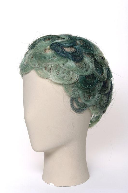 1920 Paul Poiret accessory: wig. ©Photo Les Arts Décoratifs, Paris; Jean Tholance, tous droits réservés.