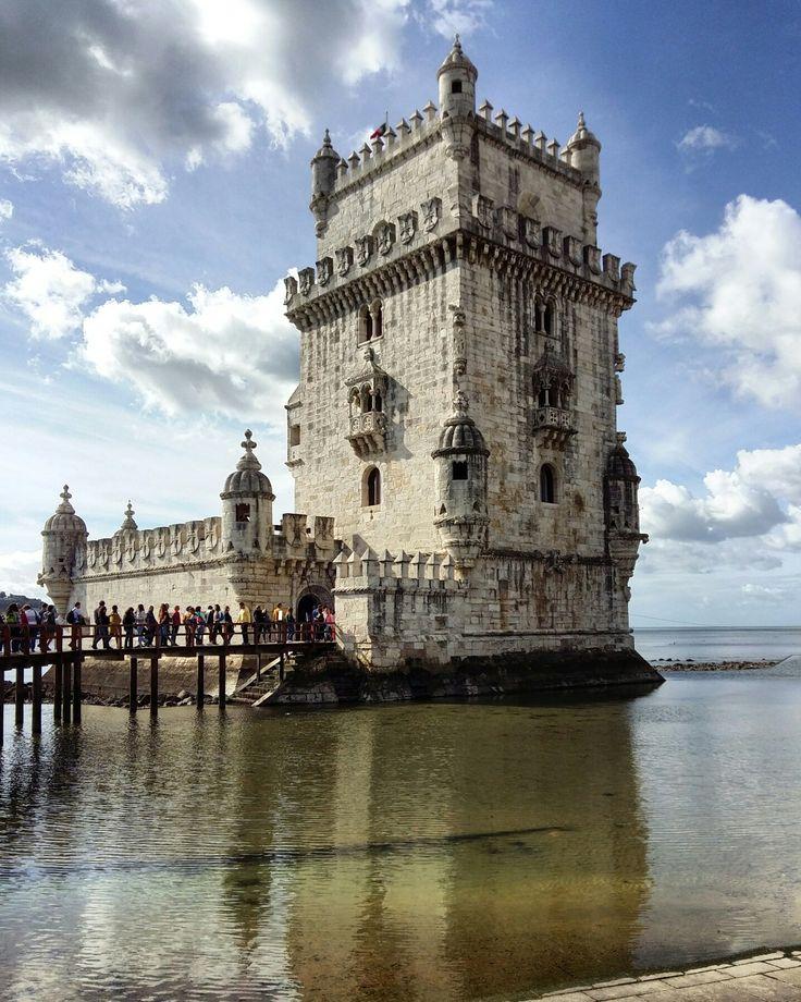 Torre de Belém Lisbona  #lisbon #lisboa