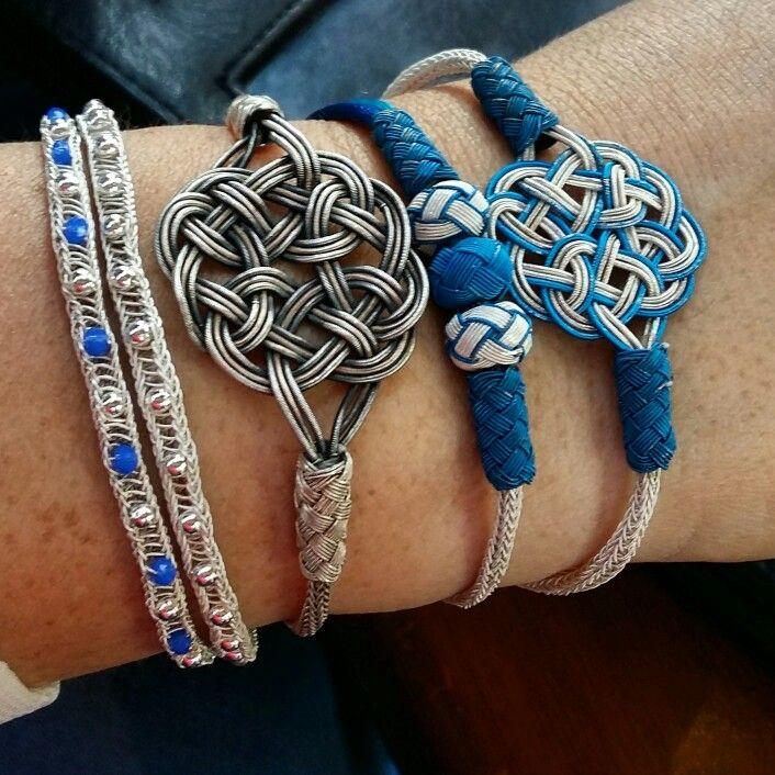 Silver Kazaziye Bracelets