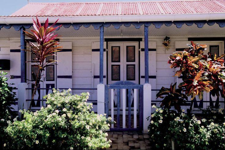 A 200 m de la mer, 5 km de la montagne,à Sainte-Rose,Guadeloupe