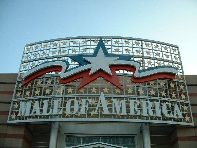 mall of america | Mall of America; Bloomington, Minnesota | Labelscar