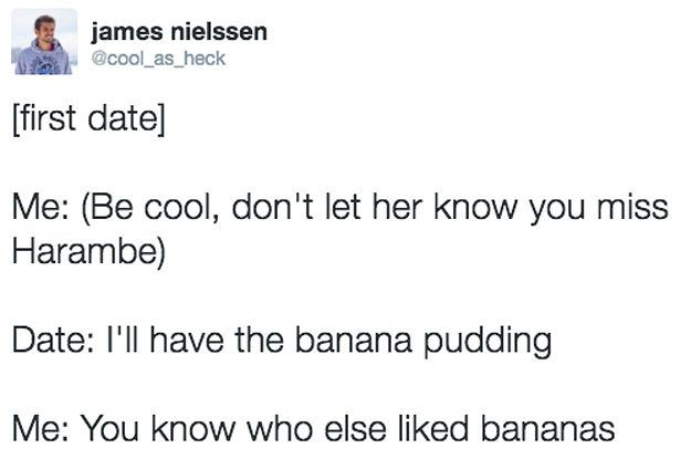21 Stupidly Funny Tweets About First Dates