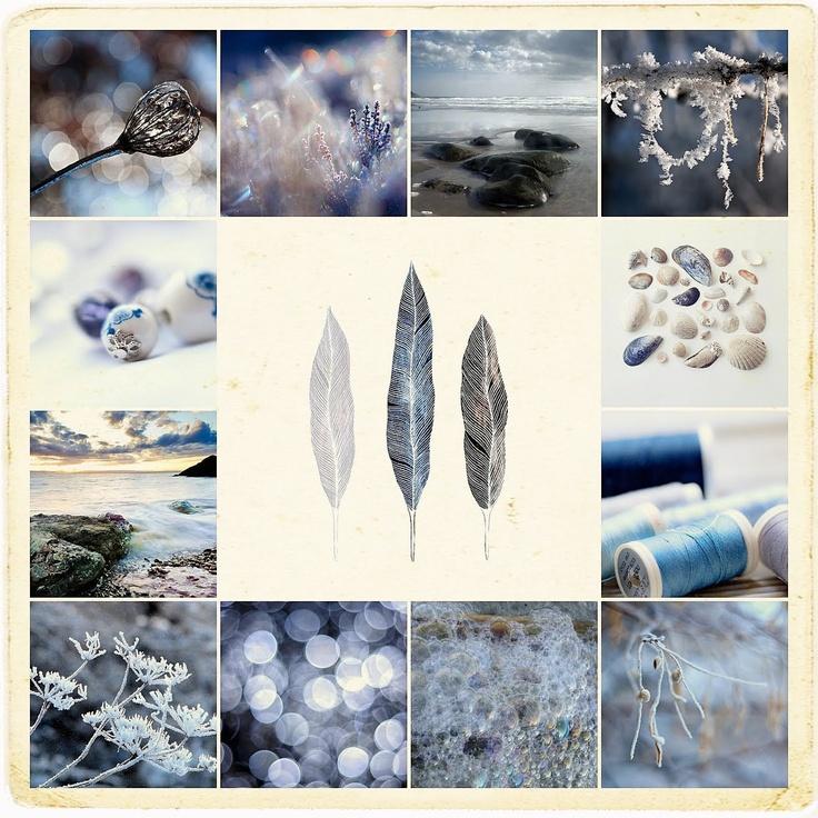 CAROLYN SAXBY MIXED MEDIA TEXTILE ART: Things I love Thursday