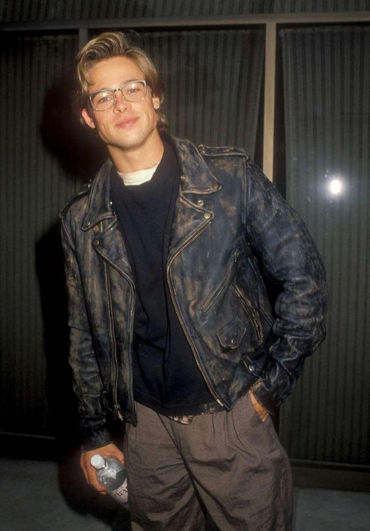 Brad Pitt, 1988 - Getty