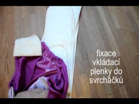 ▶ Flip trainers - tréninková plena při učení na nočník - YouTube
