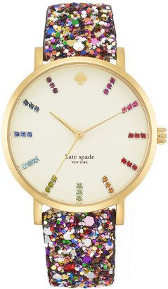 Love the sparkle on this kate spade watch