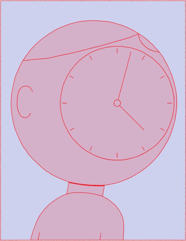 Clock Face - Laurie Rollitt