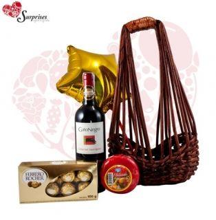 Ancheta Junior Gold. Hermoso regalo, para sorprender en cualquier ocasión, con estilo, le encantara. www.surprisesbogota.com tel: 4380157 Cel: 3123750098