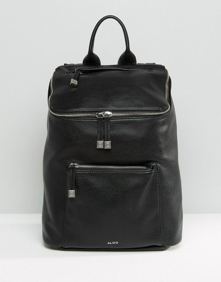 Image 1 of ALDO Backpack With Zip Detail