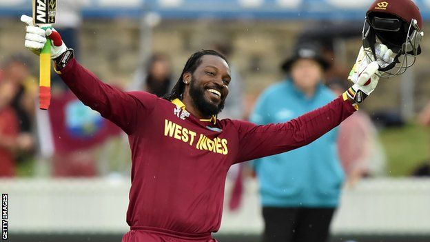 Gayle's 200 came off 138 balls