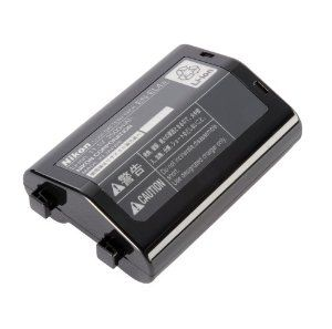 Nikon EN-EL4a Rechargeable Li-Ion Battery for MB-D10 Battery Pack and Nikon D2 and D3 Digital SLR Cameras - Retail Packaging by Nikon. $109.00. Amazon.com                 Power your Nikon D2H, D2Hs, D2Xs, and D3 digital cameras without relying on disposable batteries with the high-capacity Nikon EN-EL4a rechargeable lithium-ion battery. Also compatible with the optional BL-3 battery chamber--which supports the MD-D10 grip for the D300 and D700 cameras--the battery em...