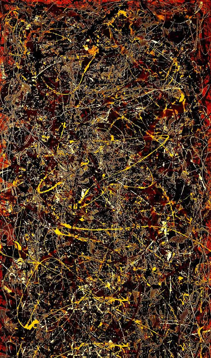 best ideas about abstract expressionism art no 5 1948 1948 jackson pollock