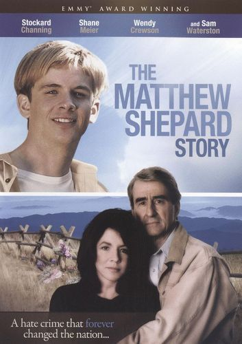 The Matthew Shepard Story [DVD] [2002]