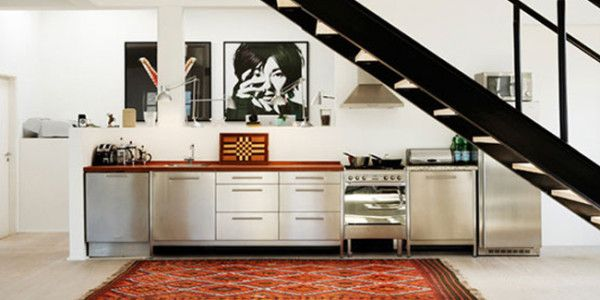 12 Kitchens & Dining Rooms Made Cozy With Kilims in interior design home furnishings  Category