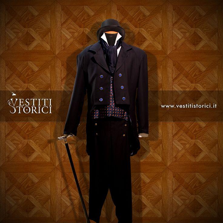 Vestito Ottocentesco Nobiluomo