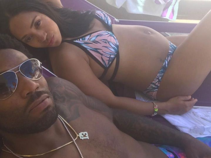 Antonio Cromartie Babymoons In Vegas, Gearing Up for 14th Kid (PHOTO GALLERY)