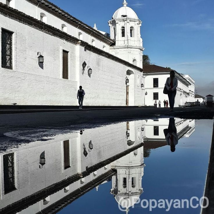 #Clima #Popayán min: 17ºC max: 27ºC Mañana: Cielo Parcialmente Nublado Tarde: Cielo Parcialmente Nublado Noche: Lloviznas en Diferentes Sectores