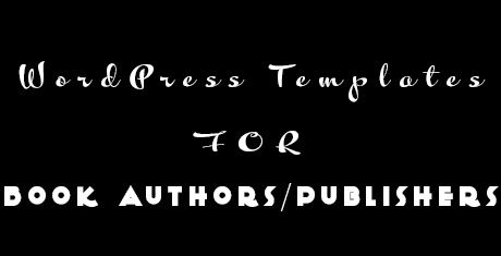6 Best WordPress Templates for Book Authors/Publishers. #WordpressTemplates #WordPressTemplatesForBookAuthors  #WordPressTemplatesForPublishers