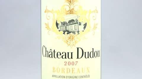 GODT KJØP: Ch. Dudon 2007.