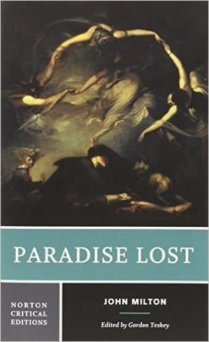 """Reading Paradise Lost by Milton was definitely a game changer for me. Did it have its issues because it was written in the 17th century? Absolutely! But I'll be damned if it isn't one of the most brilliant works of literature to have been produced ever. I'm seldom as moved as I was reading a section about the Fall in book nine, or Adam's reconciliation with Eve in book 11 — and book one is just brilliant. All the love!""—Philippe Mongeau via Facebook"