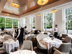 Jean-Georges is known as one of the best restaurants in New York City, but a meal there can cost hundreds of dollars — except at lunch, when there's a $38 price-fixed menu, one of the best deals in the city.