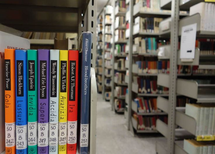 "Frinzi - magazzini librari   da Biblioteca ""Arturo Frinzi"""