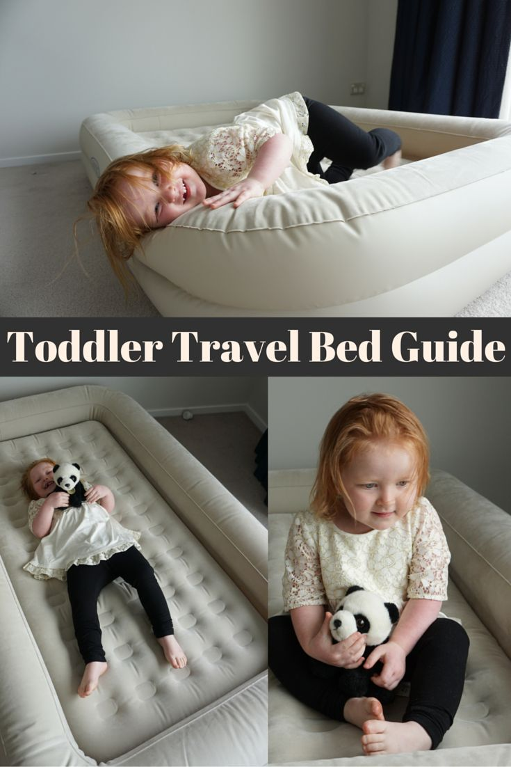 Toddler Travel Bed Guide: Stop paying hotels extra for rollaway beds and cribs…