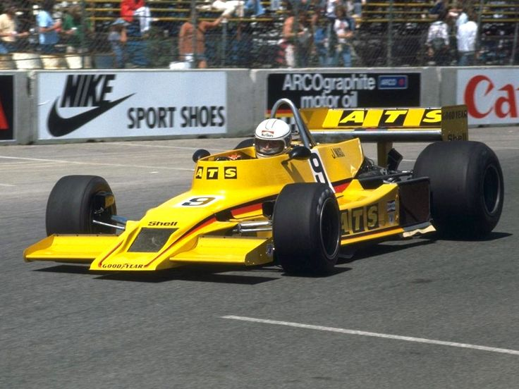 1978 ATS HS1 Jochen Mass