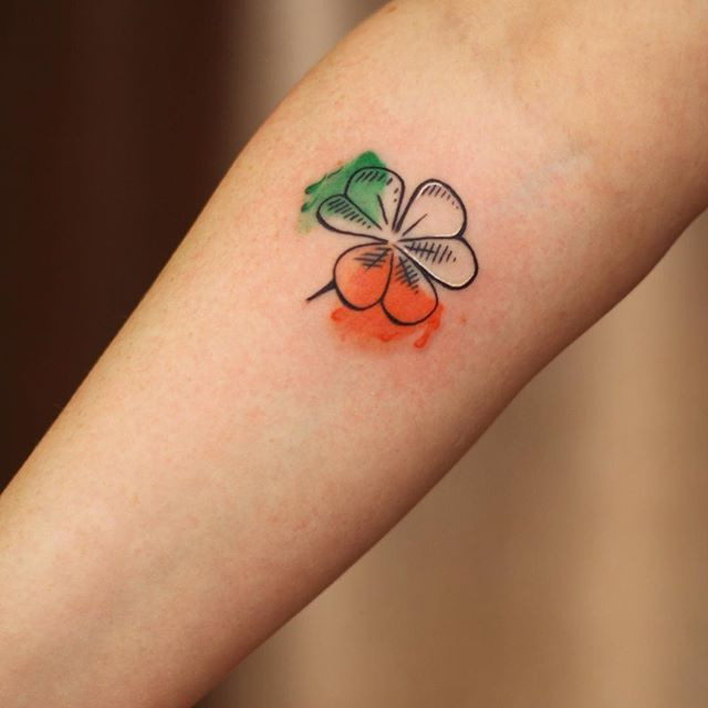 Best 25 irish tattoos ideas on pinterest symbol tattoos for Irish gaelic tattoos