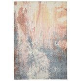 Found it at Temple & Webster - Burnished Peach Digital Multi Rug