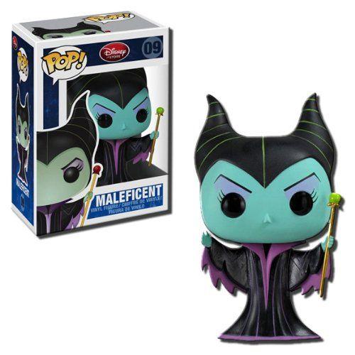 Maleficent from Sleeping Beauty - Pop! Disney vinyl figure by Funko