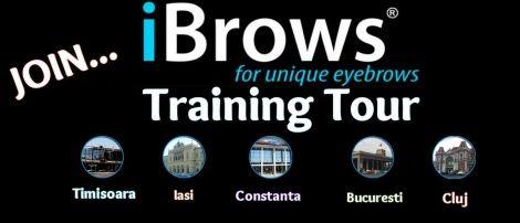 Cinci orase, sesiuni intensive de formare si educare a specialistilor si o viziune unica asupra designului de sprancene, menita a fi impartasita intr-un adevarat periplu sub emblema frumusetii – iBrows Training Tour #1. http://www.adinanecula.ro/ibrows-training-tour-1.html