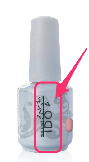 """FAKE GELISH!!!! We've spotted a lot of """"Gelish IDO"""" on various shopping sites at ridiculously cheap prices.  Be aware, THIS IS COUNTERFEIT, FAKE product and in no way is related to original Gelish.  We hate to think what nasties are inside the bottles, but they smell really bad…  They also do a fake Shellac which smells like fish!  Don't compromise, don't buy it… #fake #gelish"""