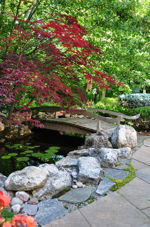 139 Best Garden Bridges Images On Pinterest