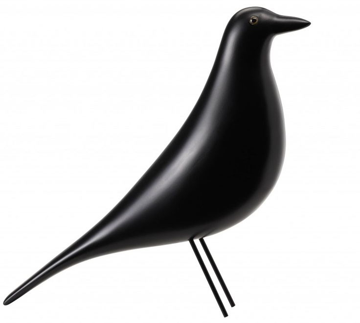 Charles and Ray Eames: Eames House Bird. Vitra, Germany.