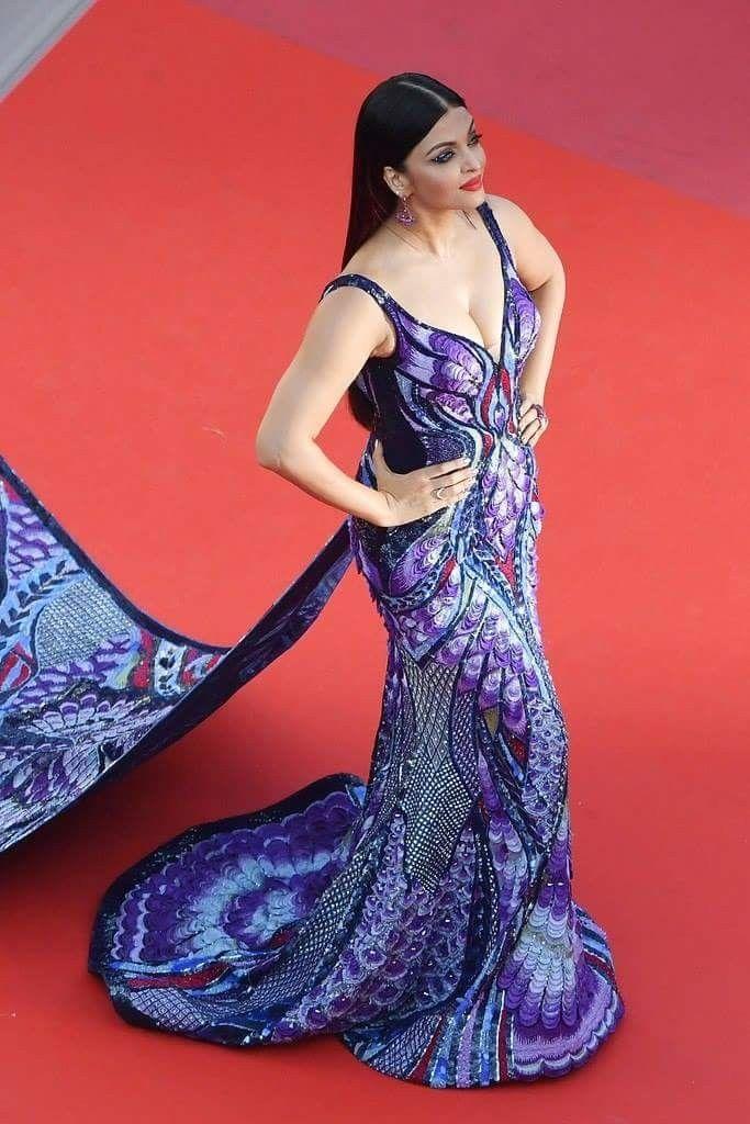 Cannes 2018 Aishwarya Rai In 2018 Pinterest