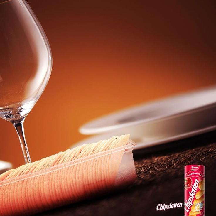 Nie odmówię sobie tej przyjemności :)    #travel #relax #chipsletten #snack #pepper #wine #moments