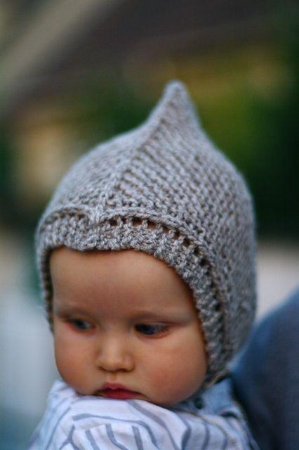 haha, Mama, ich muss immer wieder an die Mütze für Mads denken!