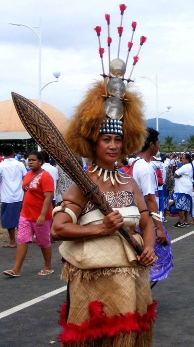 Taupou Samoa by Temu Poliko, via 500px