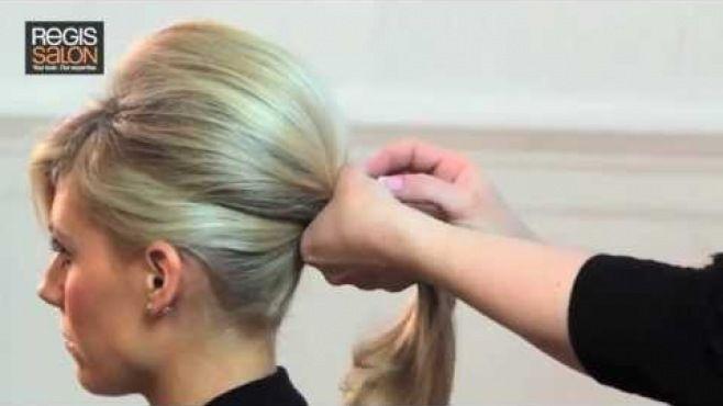 Bardot Stili Gelin Atkuyruğu Saç Modeli Uygulaması - Özel günler için veya günlük evde yapabileceğiniz Bardot stili gelin atkuyruğu saç modeli tekniği (Create a Bardot Wedding Ponytail Hair Tutorial Video)