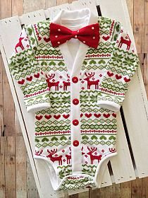Oh.my.goodness. Little man might need this for his first Christmas!