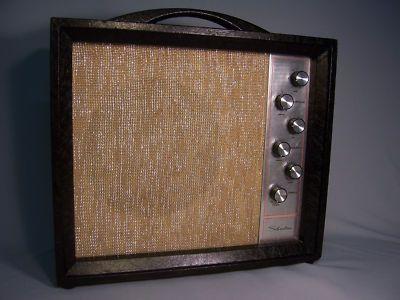 11 best images about Vintage Silvertone Amps on Pinterest ...